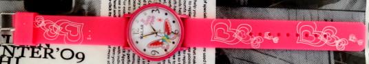 ساعت زیبای فانتزی دخترانه زنانه شیک ترین وارزانترین ساعت جهان