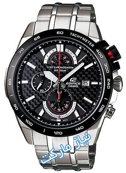 فروش اینترنتی ساعت مچی کاسیو مردانه مدل Casio EF Edifice 520 sp