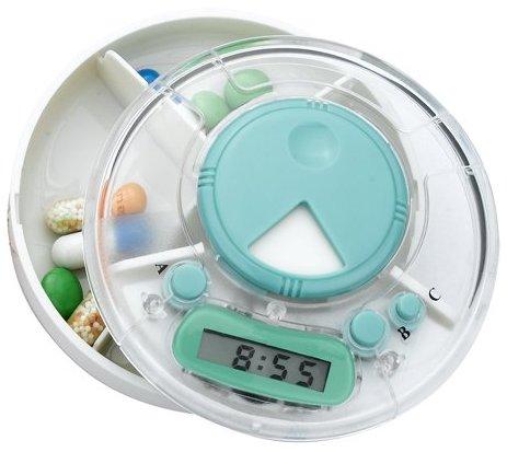 خرید دستگاه هشدار دهنده زمان مصرف دارو اصل ارزان