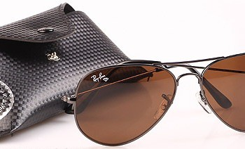 عینک آفتابی ری بن rayban 3025 شیشه قهوه ای