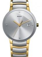 خرید ارزان ساعت مچی رادو جوبیلو رنگ طلایی نقره ای دو رنگ rado jubilo اصل